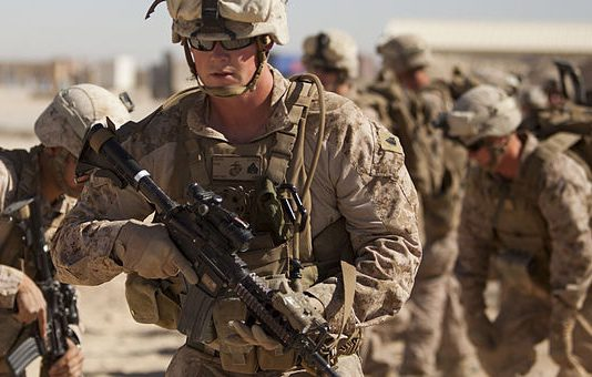 Through the Other Side of the Valley of Death: Veterans and Posttraumatic Growth