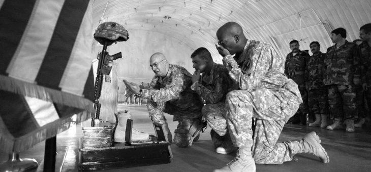 Guilt and Grief After Loss: A Veteran's Burden
