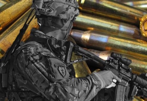 Veterans and the Rubber Bullets of Our Thoughts