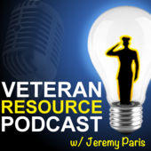 Veteran Resource Podcast with Jeremy Paris