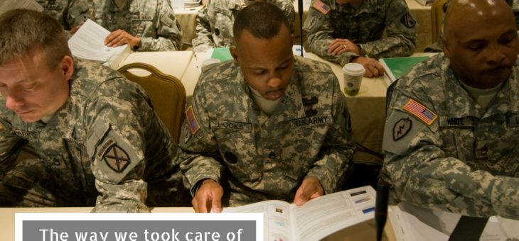 Learning Self-Care in Your Post-Military Life