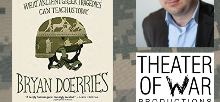HST 018 Theater of War with Bryan Doerries