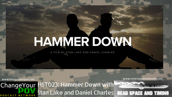 HST023: Hammer Down with Stan Lake and Daniel Charles
