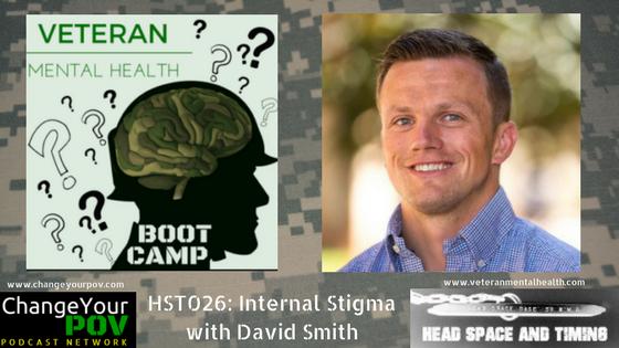 HST026 Internal Stigma with David Smith