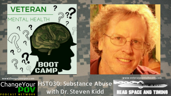 HST030 Substance Abuse with Dr. Steven Kidd