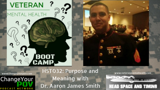 HST032: Purpose and Meaning with Dr. Aaron James Smith