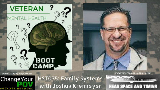 HST035: Family Systems and Veteran Mental Health with Joshua Kreimeyer
