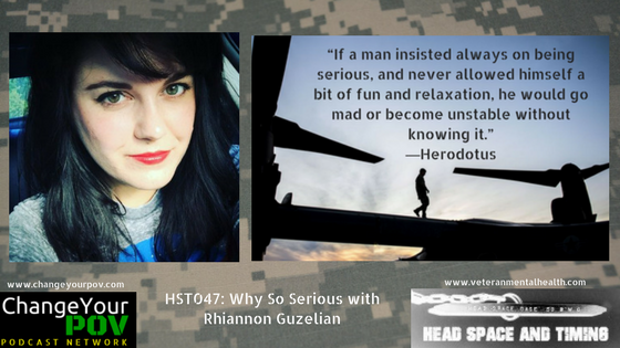 HST047: Why So Serious with Rhiannon Guzelian