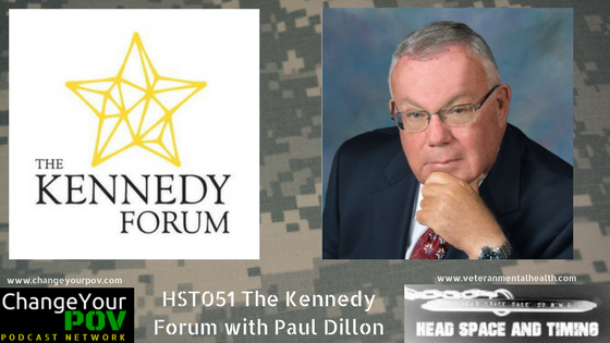 HST051 The Kennedy Forum with Paul Dillon