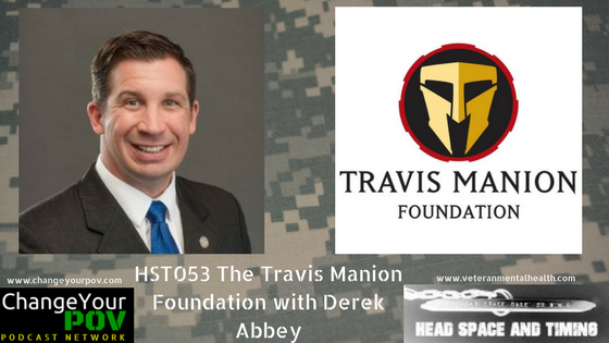 HST053 The Travis Manion Foundation with Derek Abbey
