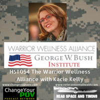 HST054 The Warrior Wellness Alliance with Kacie Kelly