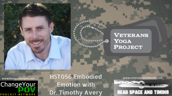 HST056 Embodied Emotion with Dr. Timothy Avery