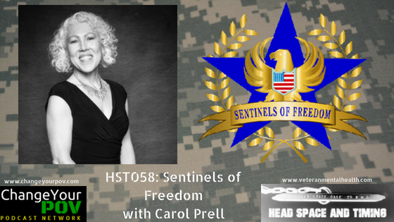 HST058: Sentinels of Freedom with Carol Prell