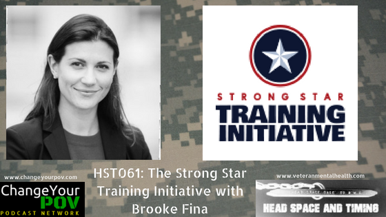 HST061 The Strong Star Training Initiative with Brooke Fina