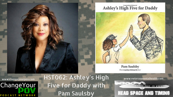 HST062 Ashley's High Five for Daddy with Pam Saulsby