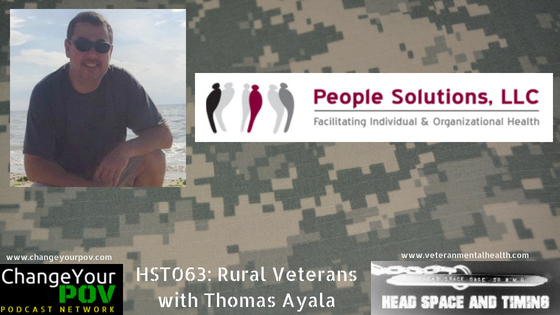 HST063 Rural Veterans with Thomas Ayala