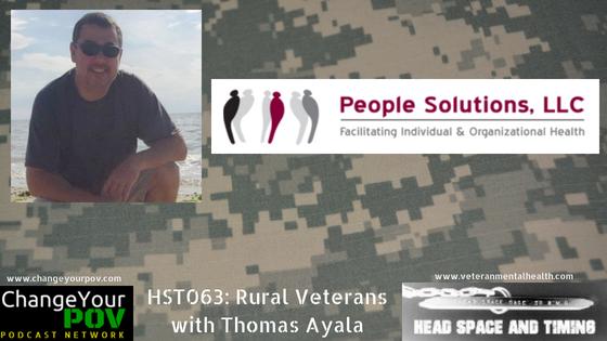 HST063 Rural Veterans with Thomas Ayala