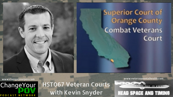 HST067 Veteran Courts with Kevin Snyder