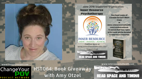 HST064 Book Giveaway with Amy Otzel