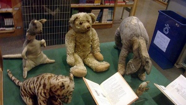'Winnie the Pooh' Was Created by a Vet Explaining War to his Boy