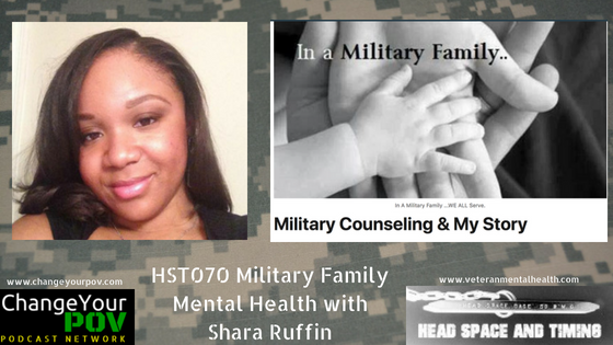 HST070 Military Family Mental Health with Shara Ruffin