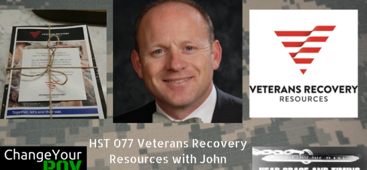 HST077 Veterans Recovery Resources with John Kilpatrick