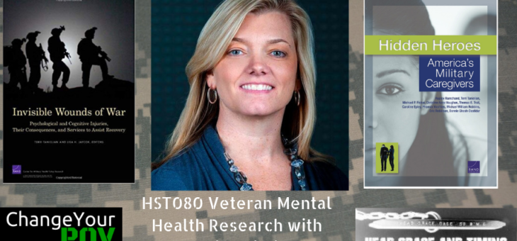 HST080 Veteran Mental Health Research with Terri Tanielian