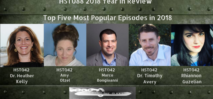 HST088: 2018 Year In Review