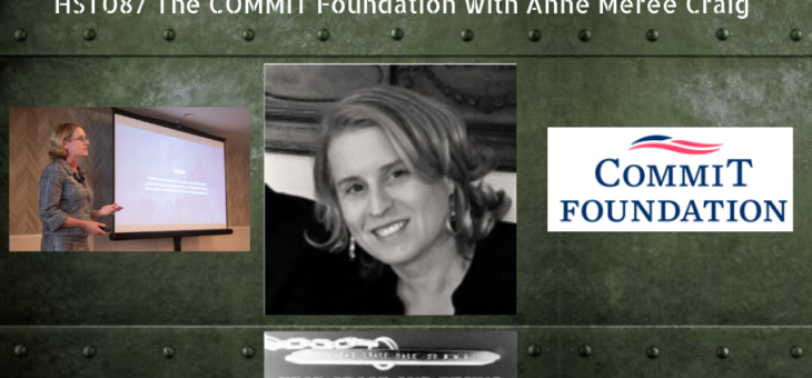 HST087 The COMMIT Foundation with Anne Meree Craig