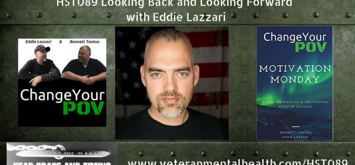 HST089 Looking Back and Looking Forward with Eddie Lazzari