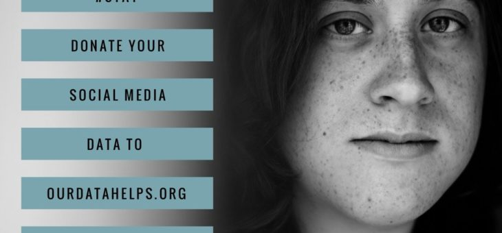 Donate Social Media Information to Stop Veteran Suicide