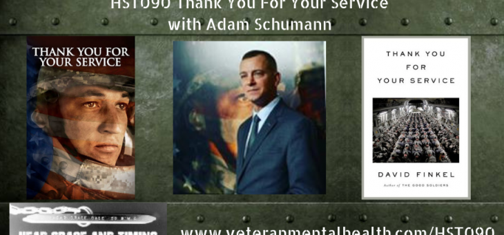 HST090 Thank You For Your Service with Adam Schumann