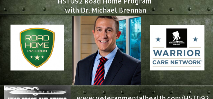 HST092 Road Home Program with Dr. Michael Brennan