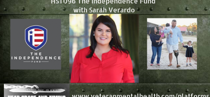 HST096 The Independence Fund with Sarah Verardo