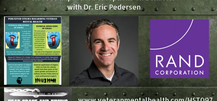 HST097 Impact of Perceptions on Behavior with Dr. Eric Pedersen