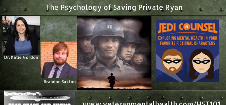 HST101 The Jedi Counsel Podcast – The Psychology of Saving Private Ryan