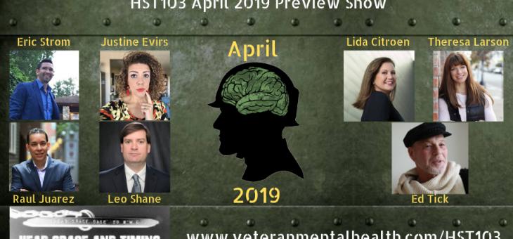 HST103 April 2019 Preview Show
