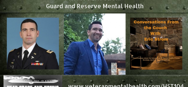 HST104 Eric Strom – Guard and Reserve Mental Health