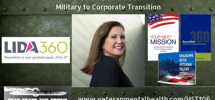 HST106 Lida Citroen – Military to Corporate Transition