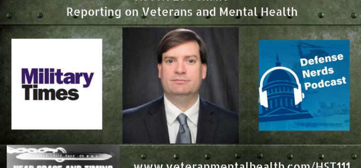 HST111 Leo Shane III – Reporting on Veterans and Mental Health