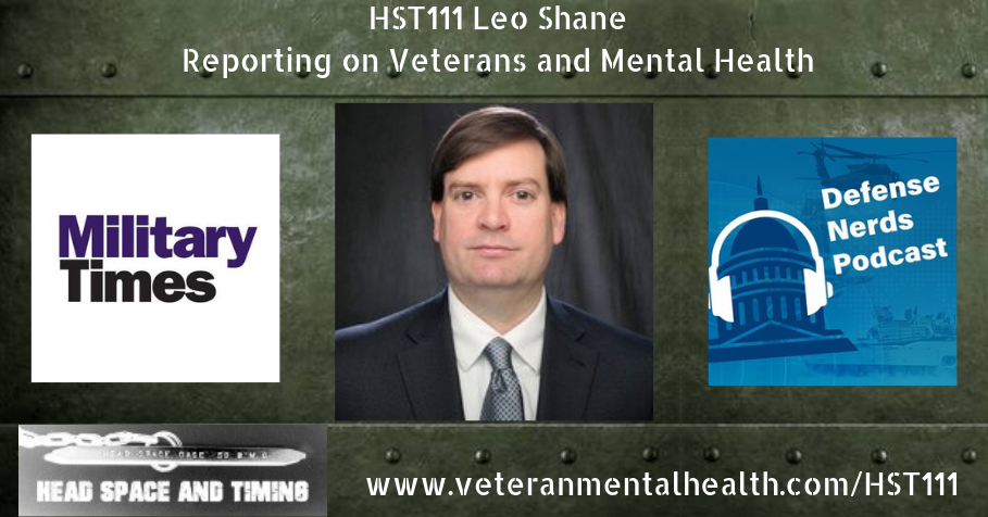 HST111 Leo Shane III – Reporting on Veterans and Mental