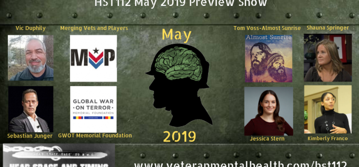 HST112 May 2019 Preview Show