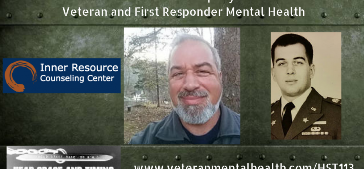 HST113 Vic Duphiliy – Veteran and First Responser Mental Health