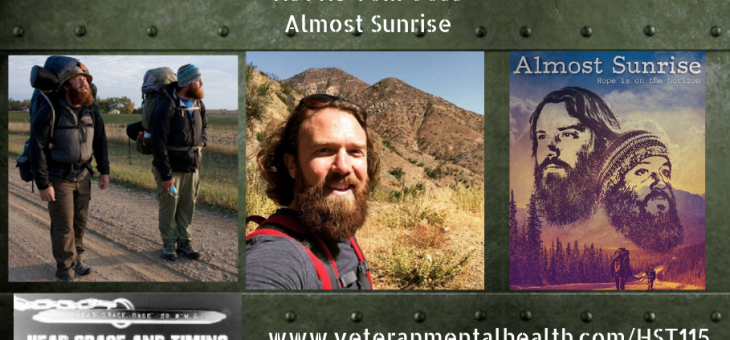 HST115 Tom Voss – Almost Sunrise