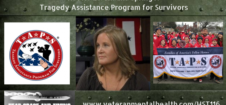 HST116 Shauna Springer – Tragedy Assistance Program for Survivors