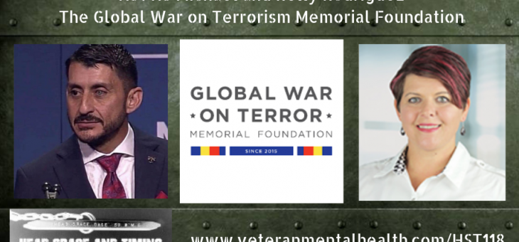 HST118 Michael and Kelly Rodriguez – Global War on Terrorism Memorial Foundation
