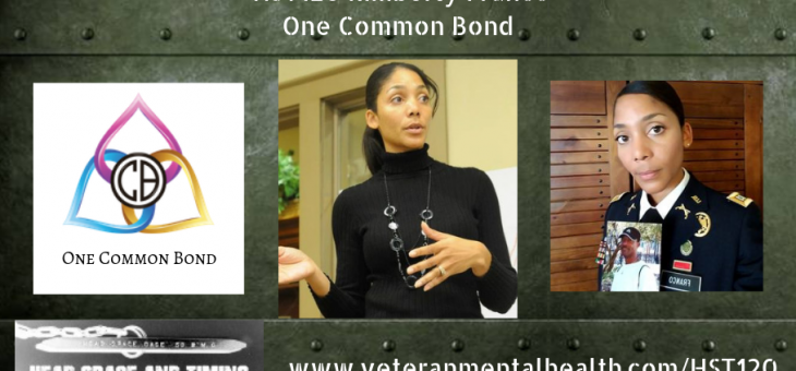 HST120 Kimberly Franco – One Common Bond