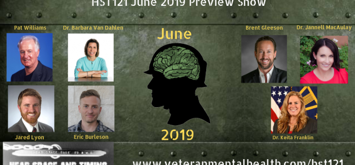 HST121 June 2019 Preview Show