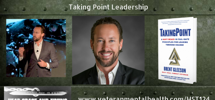 HST124 – Brent Gleeson – Taking Point Leadership