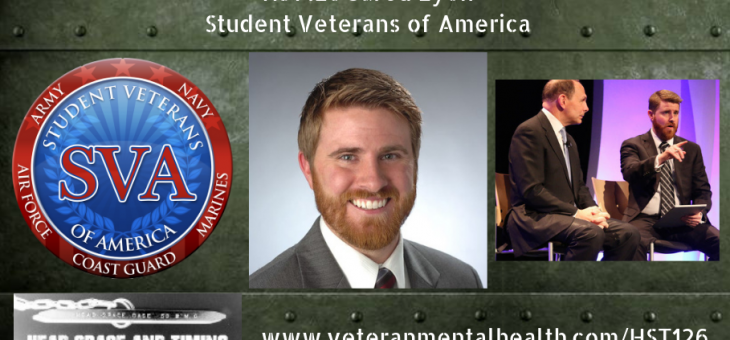 HST126 – Jared Lyon – Student Veterans of America